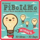 Picture Book Idea Month, PiBoIdMo